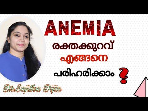 Anemia causes symptoms