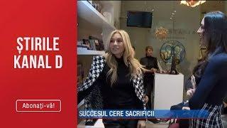 Stirile Kanal D (20.10.2019) - Anastasia Soara, interviu de exceptie in EXCLUSIVITATE!