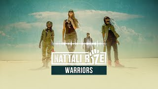 ✊ Nattali Rize feat. Raging Fyah - Fly Away [Official Lyrics Video]