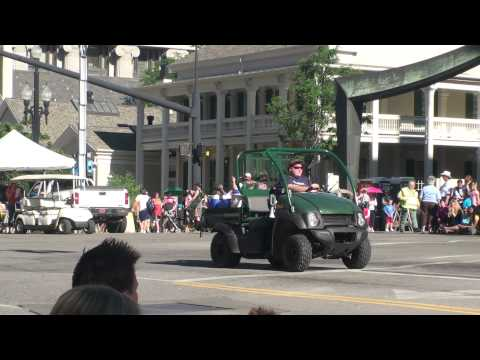 Life In A Day, Salt Lake City, Utah - Days of 47 Parade 6
