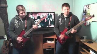 30 Seconds To Mars Oblivion Guitar Cover CONTEST