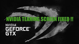 How To Fix Screen Tearing Without Vsync Csgo