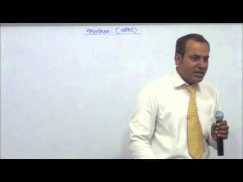 CA - CPT - Economics - Market