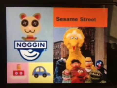 Rare as can be!!!!! Noggin b sound Sesame Street is next