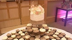 Wedding Cupcake Tower | Start to Finish