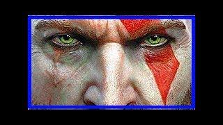 God of War de PS4 en un nuevo gameplay en 4K - Noticias