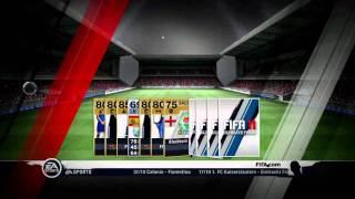 FIFA 11 Ultimate Team Sizzle Video