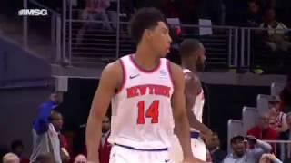 New York Knicks vs Atlanta Hawks | November 7, 2018