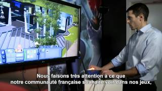 Sims 3 Seasons French Official HD GamesCom 2012 trailer - PC Mac
