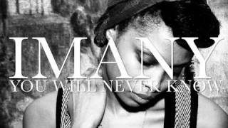 Imany you will never know