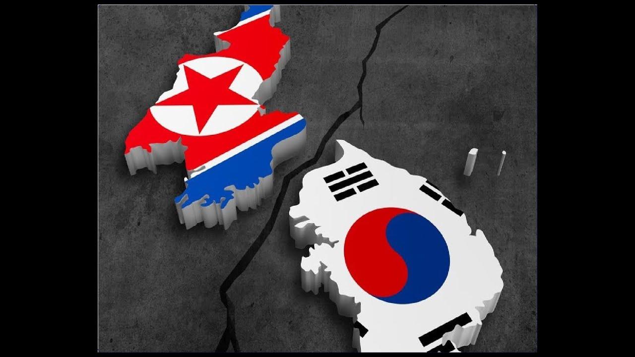 Resultado de imagen para Coreas del Norte y Sur