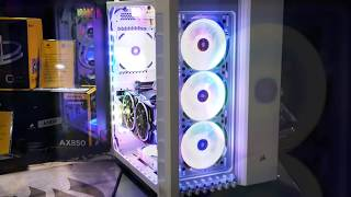 [Cowcot TV] IT PARTNERS 2019 : Le stand CORSAIR
