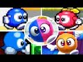 Evolution of Lololo & Lalala Battles in Kirby Games (1992-2018)