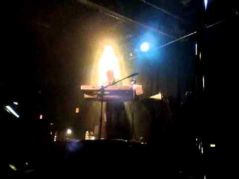 Tony Kaye keyboard solo Oct 25, 2013
