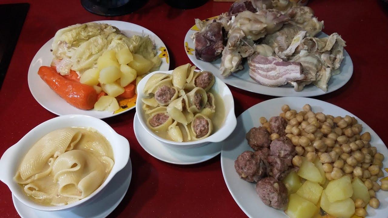 Cocido catalán