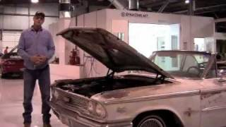 1963 Ford Galaxie 500 Restoration Part 1