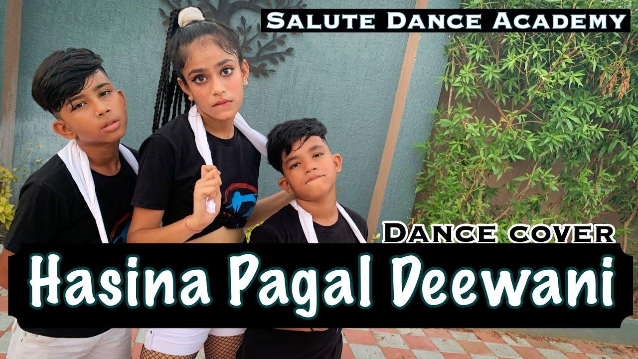 Hasina Pagal Deewani | Salute Dance Academy | Choreography | Karan-Mamta | Indoo Ki Jawani | Dance
