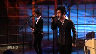 Panic! At the Disco - Lying Is the Most Fun LIVE on Jay Leno