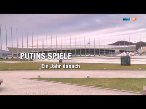 Putins Spiele -