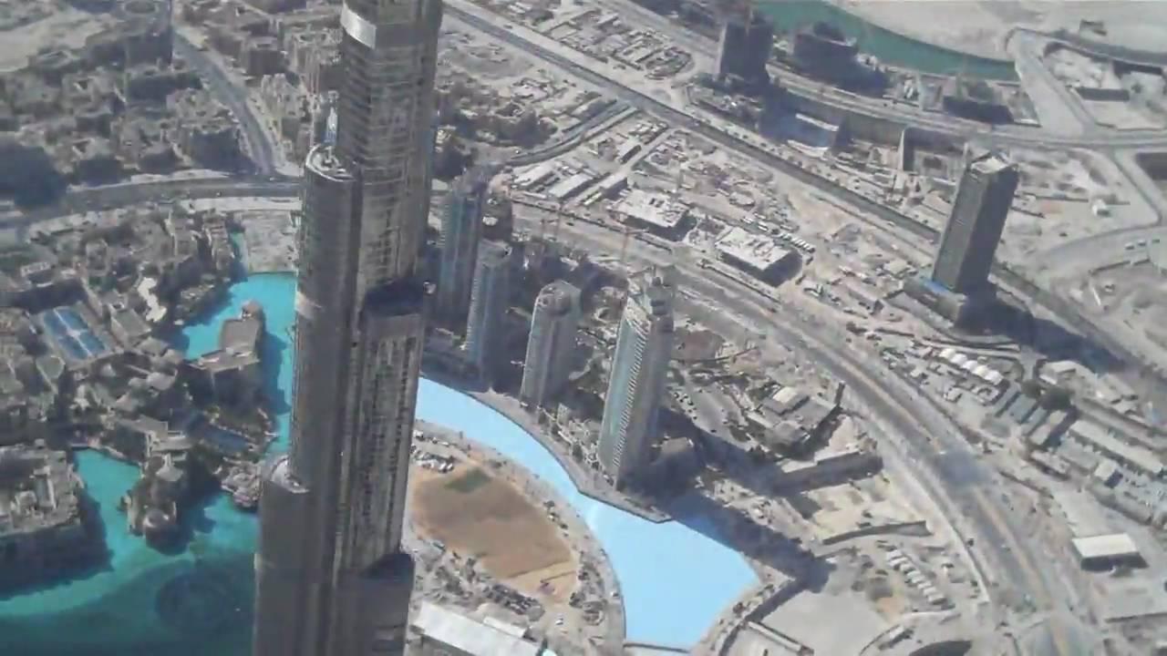 Dubai By Helicopter Burj Khalifa Hd Burj Dubai Youtube