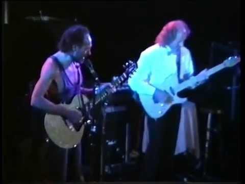 Jethro Tull -Said She Was A Dancer, Live Manheim 1992