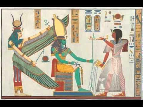 Ancient Egyptian Music - Creator Sun God Instrumental II