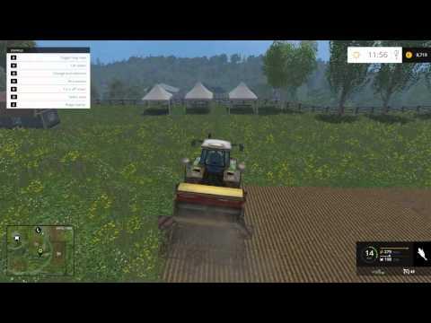 Let's Drown Out... Farming Simulator 2015