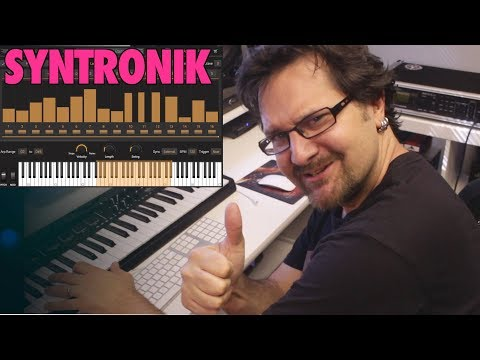 IK Multimedia Syntronik Contest