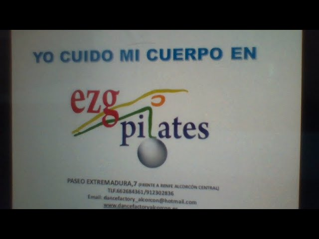 01/05/2020 Clase de Pilates