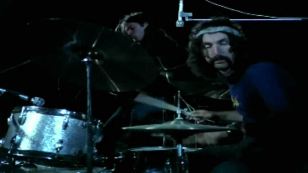 Pink Floyd - One Of These Days (Live At Pompeii) 1972