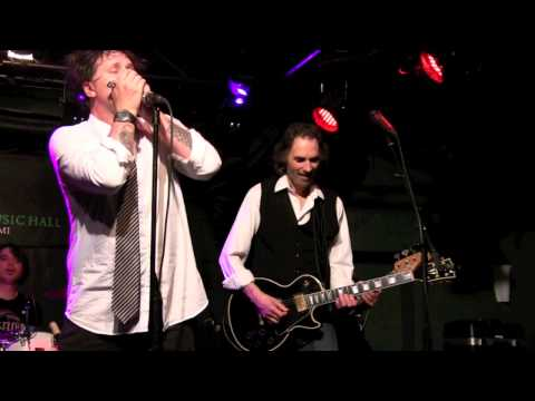 ''DOUBLE TROUBLE'' - MYSTERY TRAIN feat Jim McCarty wsg Jason Ricci, June 2015