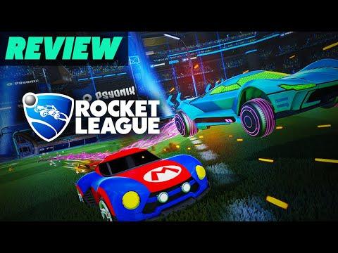 Rocket League on Nintendo Switch - Review