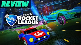 Rocket League on Nintendo Switch - Review