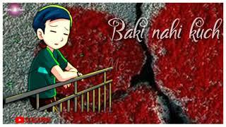 Hum dono kahi pe ,mil jaayenge ekdin wtsap status video- cover by moner chobi