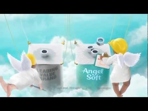 angel soft built for strength youtube