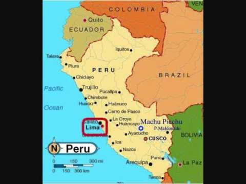 Rock the Capitals- South America - YouTube