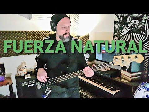 Gustavo Cerati – Fuerza Natural – Cover de Bajo