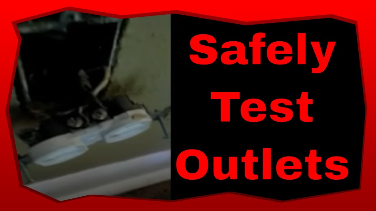 electrical safety tips troubleshooting non working dead outlet [ 1280 x 720 Pixel ]