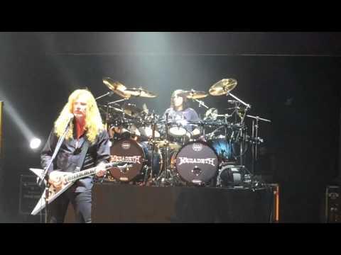 Megadeth - Live in Shanghai @ 上海大舞台, 8th,Oct 2015
