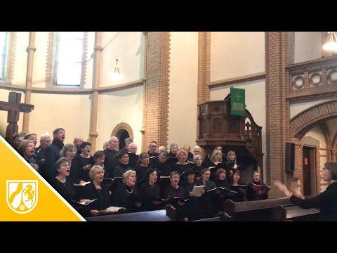 Der evangelischen Christuskirchengemeinde