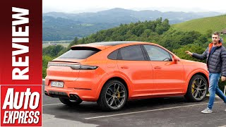 New 2019 Porsche Cayenne Coupe review - can a sporty coupe-SUV ever make sense?