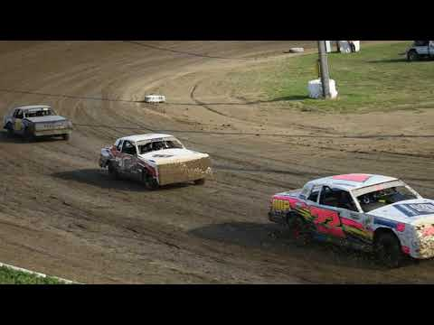 Hobby Stock Heat 08/10/2019 @ Eagle Raceway