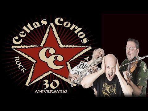Entrevista a Jesus Cifuentes de Celtas Cortos -  sobretodo rock and roll