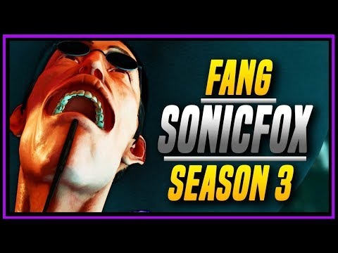 SFV AE ➤ SonicFox Season 3 Fang [ Street Fighter V Arcade Edition ]