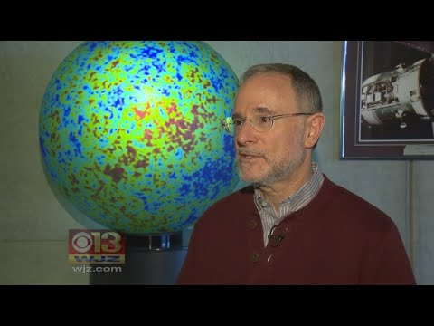 Hopkins Astrophysicist Wins $3M Prize For Finding Out What The Universe Is Made Of