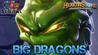 Quick Check! Big Dragon Hunter [wild] Hearthstone [german]