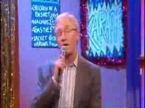 Paul O'Grady sings 'Cabaret'