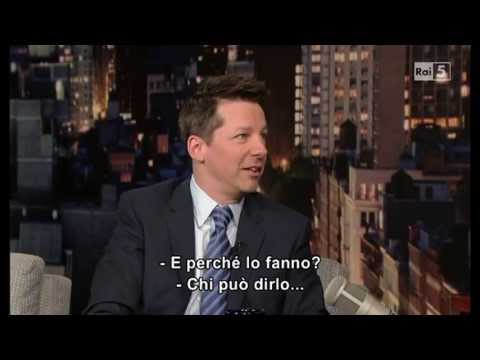 Sean Hayes - Letterman - 30 09 2013 - Sub Ita (Rai5) - YouTube