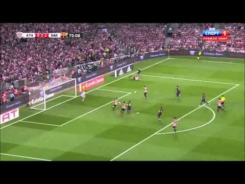 Barcelona vs Atletic Bilbao Full Match Copa Del Rey 2015