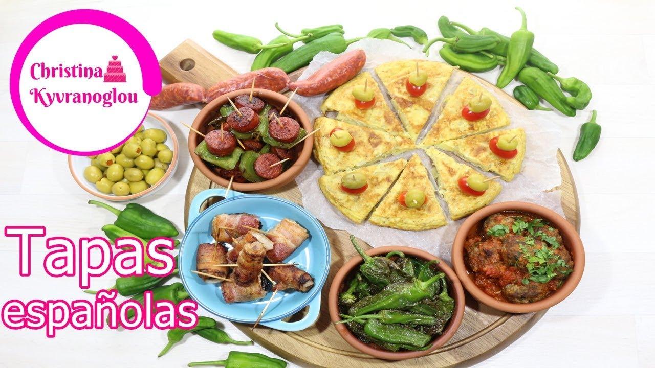 Spanische Tapas selber machen / spanisches Fingerfood / Rezept für Tapas